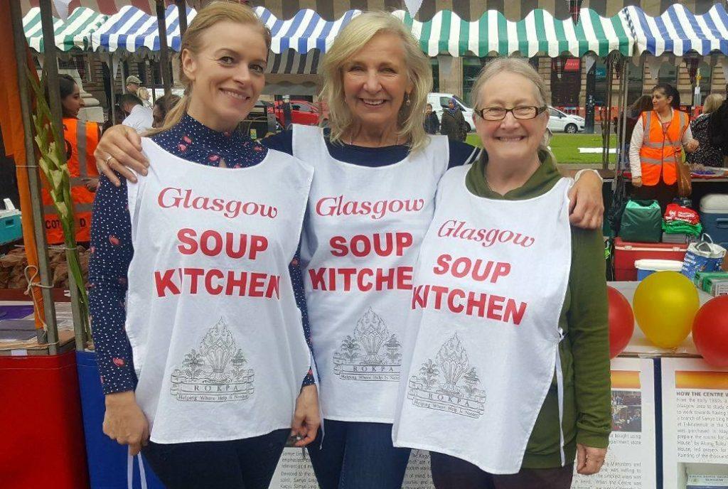 Homeless Food Kitchen Glasgow