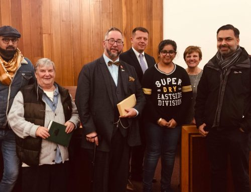Annual Interfaith Lecture by the Fife Interfaith Group