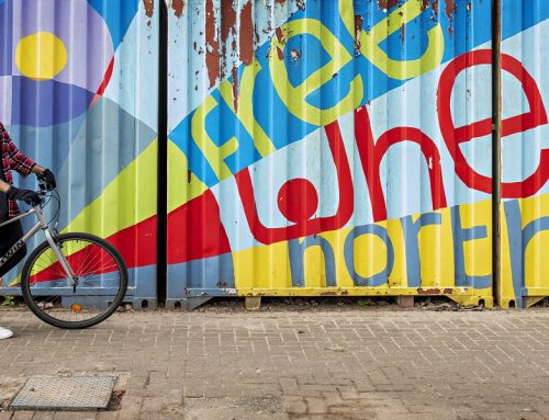Free Wheel North: Creating inclusive communities through cycling in Glasgow