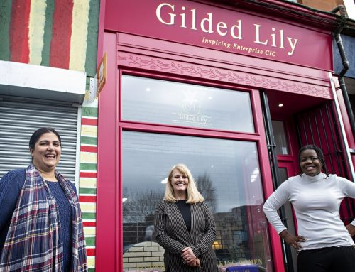 Gilded Lily: Empowering women in Govan to take climate action
